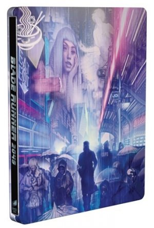 Blade Runner 2049 édition Mondo Steelbook