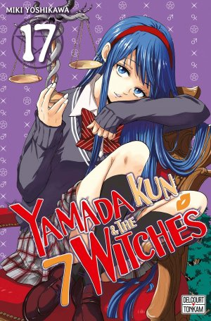 Yamada kun & The 7 Witches # 17