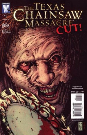 The Texas Chainsaw Massacre - Cut! édition Issues (2007)