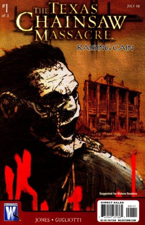 The Texas Chainsaw Massacre - Raising Cain édition Issues (2008)