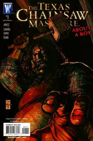 The Texas Chainsaw Massacre - About a Boy édition Issues (2007)