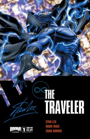 The Traveler édition Issues (2010 - 2011)