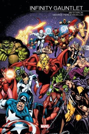 Le Gant de l'Infini édition TPB Hardcover - Marvel Events