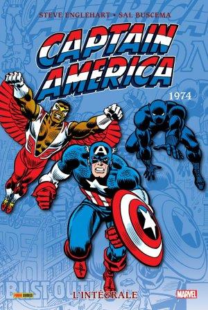 Captain America # 1974