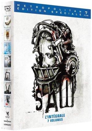 SAW Coffret 7 films édition Simple