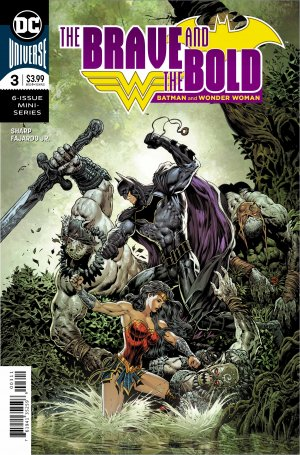 The Brave and the Bold - Batman and Wonder Woman # 3 Issues