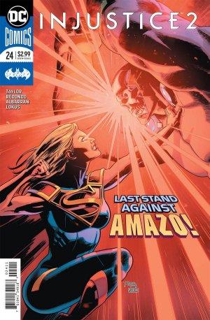 Injustice 2 # 24 Issues V1 (2017 - en cours)