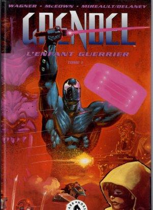 Grendel - L'enfant guerrier édition TPB hardcover (cartonnée)