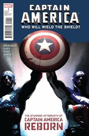 Captain America Reborn - Who Will Wield the Shield? édition Issue (2010)