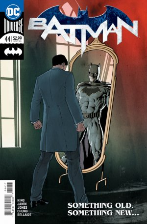 Batman # 44 Issues V3 (2016 - Ongoing) - Rebirth