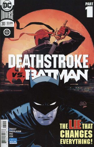 Deathstroke # 30 Issues V4 (2016 - 2019) - Rebirth