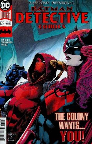 Batman - Detective Comics # 978