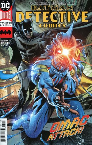 Batman - Detective Comics # 979 Issues V1 Suite (2016 - Ongoing)