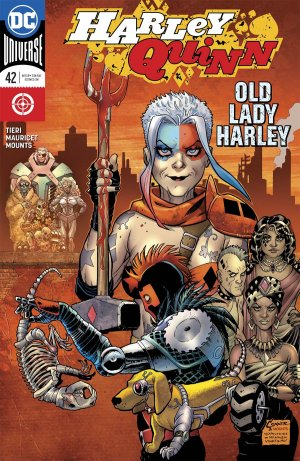 Harley Quinn # 42 Issues V3 (2016 - Ongoing) - Rebirth