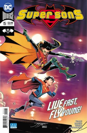 Super Sons # 15 Issues V1 (2017 - 2018)