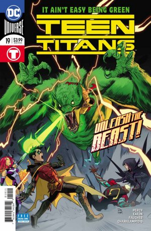 Teen Titans # 19 Issues V6 (2016 - Ongoing)