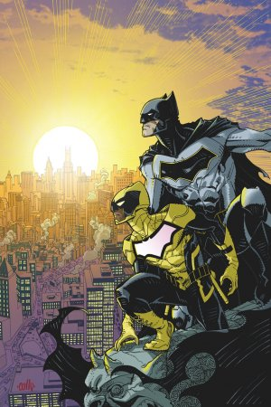 Batman and The Signal édition TPB softcover (souple)