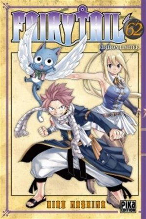Fairy Tail 62 Collector