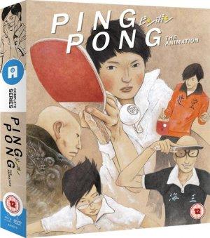Ping-Pong Série TV animée