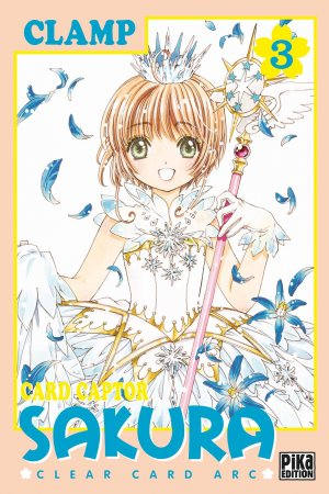 Card captor Sakura - Clear Card Arc # 3
