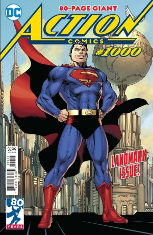 Action Comics # 1000 Issues V1 Suite (2016 - Ongoing)