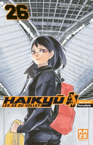 Haikyu !! Les As du Volley # 26