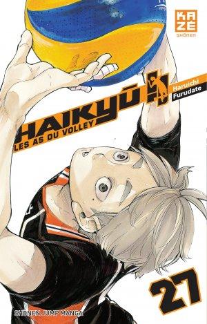 Haikyu !! Les As du Volley # 27