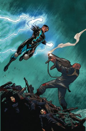 Black Lightning - Cold Dead Hands 6 Issues (2017 - 2018)