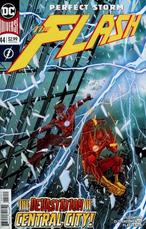 Flash # 44 Issues V5 (2016 - Ongoing) - Rebirth