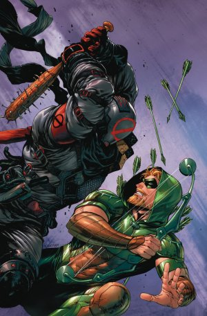 Green Arrow 39 Issues V6 (2016 - Ongoing)