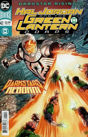 Green Lantern Rebirth # 42 Issues (2016-2018)