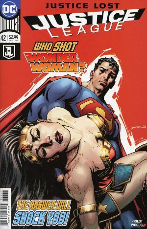 Justice League # 42 Issues V3 - Rebirth (2016 - 2018)