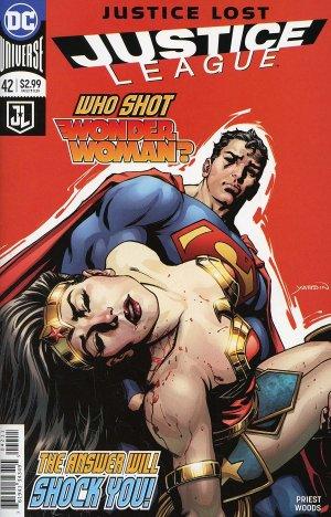 Justice League # 42