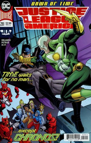 Justice League Of America # 28 Issues V6 (2017 - 2018)