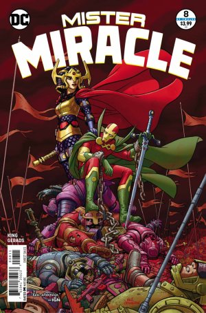 Mister Miracle # 8 Issues V4 (2017 - 2018)