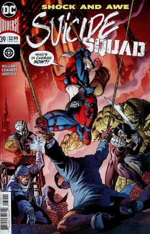 Suicide Squad # 39 Issues V5 (2016 - 2019) - Rebirth