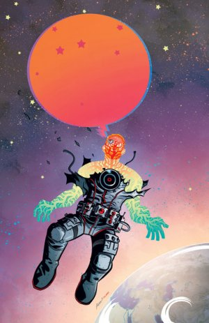 Cave Carson has an interstellar eye édition Issues (2018)