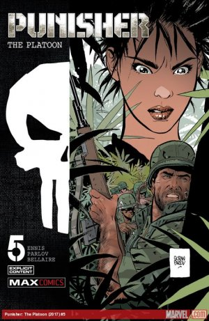 Punisher - La Section # 5 Issues (2017 - 2018)