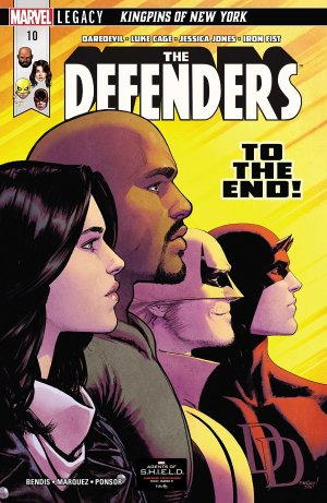 Defenders # 10 Issues V4 (2017 - 2018)