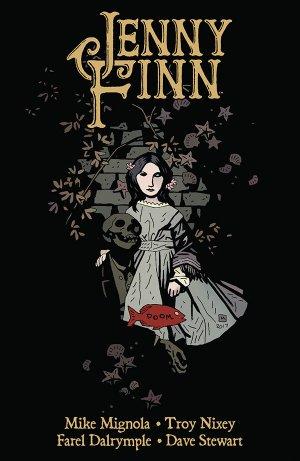 Jenny Finn édition TPB hardcover (cartonnée)