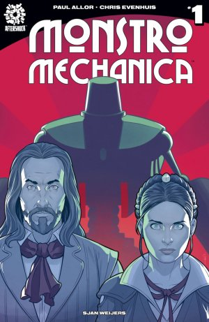 Monstro Mechanica édition Issues (2017 - 2018)
