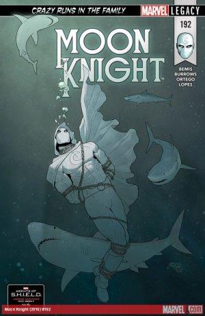 Moon Knight # 192 Issues V9 (2018)