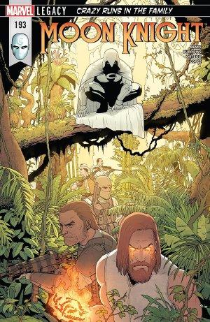 Moon Knight # 193 Issues V9 (2018)