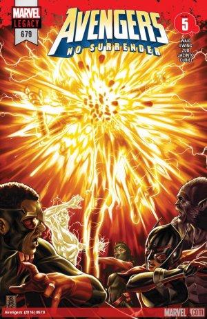 Avengers # 679 Issues V1 Suite (2017 - 2018)