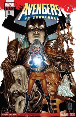 Avengers # 681 Issues V1 Suite (2017 - 2018)