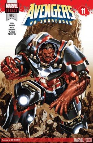 Avengers # 685 Issues V1 Suite (2017 - 2018)