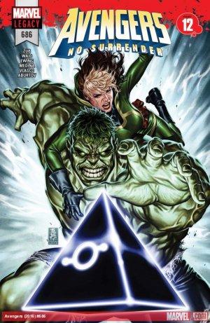 Avengers # 686 Issues V1 Suite (2017 - 2018)