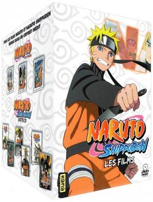 Naruto & Naruto Shippuden - Les 9 films édition Coffret