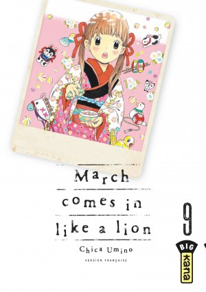March comes in like a lion #9