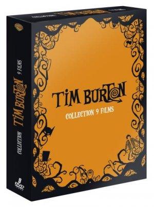 Tim Burton - Coffret 9 films édition Simple